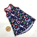 Girls Tank Dress - Size 6