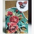 Ladybug friend card