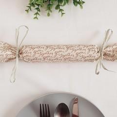 Christmas Bon Bon | Serviette | Gather Together | Includes Tubes | Set of 6