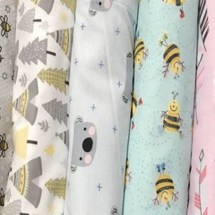 Baby Swaddle, Newborn,  Baby Shower Gift, Breast Feeding Coverlet,Flannelette.
