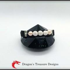 Small Faux Suede Adjustable Bracelets