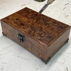 Jewellery | Keepsake | Wood Box In Tasmanian Blackwood