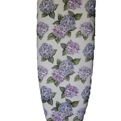 Ironing board cover- padded- double sided-fits table top ironing board 84-91 cm