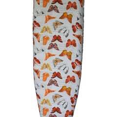 Ironing board cover- padded- double sided-fits  126- 131 cm