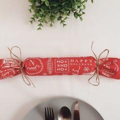 Christmas Bon Bons | Serviette | Incl Tubes | Scandi Christmas |Set of 6