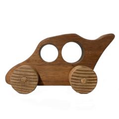 """Wooden Car """"Bandicoot"""""""