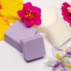 Magnolia Mist Shampoo and Conditioner Bar Set
