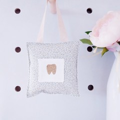 Tooth Fairy Pillow | Mini Flowers | Gift Boxed | Free Shipping