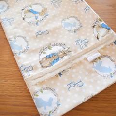 Standard Cotton Pillowcase - Peter Rabbit