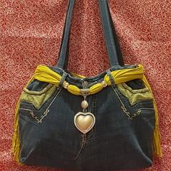 Vintage Look Handbag
