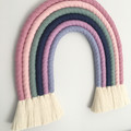 Rainbow wall hanging - Extra Large
