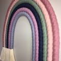 Rainbow wall hanging - Extra Large
