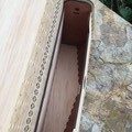 Unique Wooden Clutch Hand Bag + Wood Case Holder + FREE Delivery