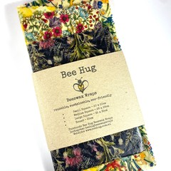 Beeswax Wraps - Floral Value Packs