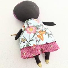 Bernice - Cloth Doll