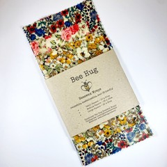 Beeswax Wraps - Floral Lunchbox Pack