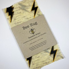 Beeswax Wraps - Boys Choice Small Square