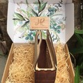 Unique Wooden Clutch Hand Bag + Case Holder + FREE Delivery