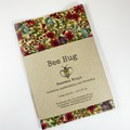 Beeswax Wraps - Floral Large Square