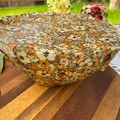 Beeswax Wraps - Floral Large Round