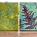 Botanical Gel Prints (4 available)
