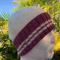 Handmade Alpaca Knitted Beanie