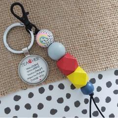 Keyring- teacher gift