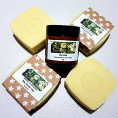 Baby Bastille Soap & Bee Bum Cream pack