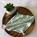 'Baby green' teething comforter