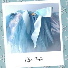 Elsa Inspired Tutu