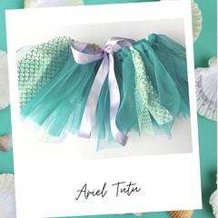 Ariel Inspired Tutu