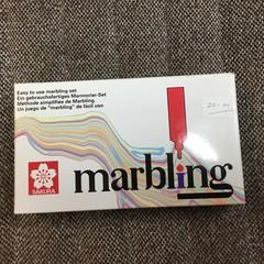 Sakura Marbling set