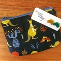 Australian Earring & Coin Purse Gift Set