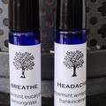 Essential Oil  Roller 10mls, breathe, headache, anxiety, focus, sleep