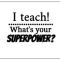 Personalised Pen Holder- Gift Box - Perfect Teacher Gift