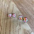 Free Postage!Sweets resin earrings