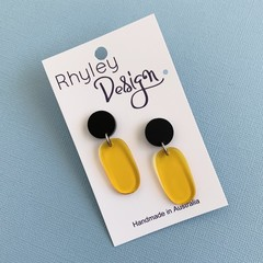Bright Fun Earrings