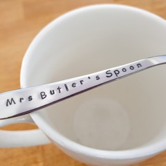 Custom Teacher Spoon