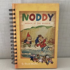 2021 Diary - Noddy At The Seaside