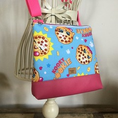 Girls Crossbody Bag - Cookies