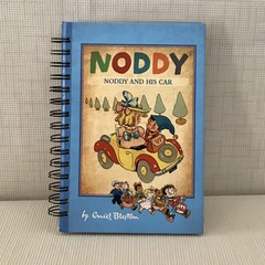 2021 Diary - Noddy And His Car