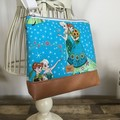 Girls Crossbody Bag - Frozen