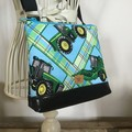 Girls Crossbody Bag - Tractors