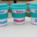 Personalised kids babycino reusable keep cup
