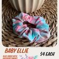 Little Ellie Fabric Scrunchie
