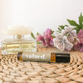 Valued Roller ball Essential Oil - Personalised scented roller ball with jasmine