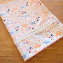 Standard Cotton Pillowcase - LlamaRama