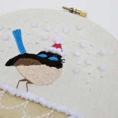 DIY Kit Christmas Charlie the wren