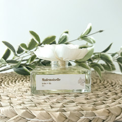 Mademoiselle Reed Diffuser - Personalised self care gift box with plum&jasmine