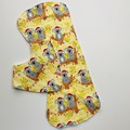 Aussie Christmas Koala Bib & Burp Cloth Gift Set